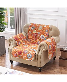 Astoria Spice Furniture Protector Arm Chair