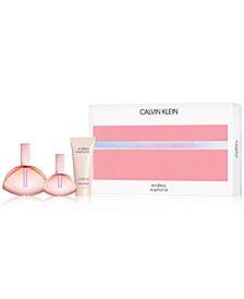 Calvin Klein 3-Pc. Endless Euphoria For Women Eau de Parfum Gift Set