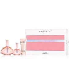 Calvin Klein 3-Pc. Endless Euphoria For Women Eau de Parfum Gift Set