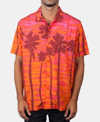 Men's Woven Graphic Shirt