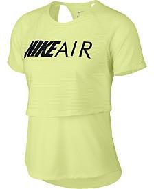 Nike Air Dri-FIT Logo Running Top