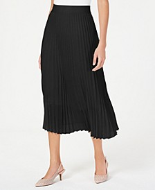 Pleated Midi Skirt, Created for Macy's