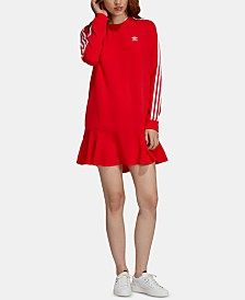 adidas Originals Flounce T-Shirt Dress