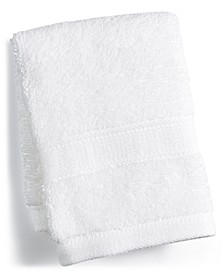 "Egyptian Cotton 13"" x 13"" Wash Towel, Created for Macy's"