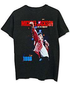 Michael Jackson Live Men's Graphic T-Shirt