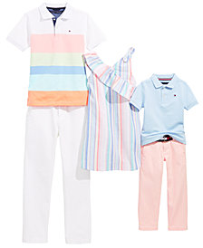 Tommy Hilfiger Siblings Polo Tops, Pants & Dress Separates