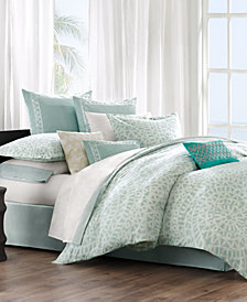 Echo Mykonos Twin Duvet Cover Mini Set