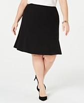 46c71e3386695 Bar III Plus Size Skirts for Women - Macy s