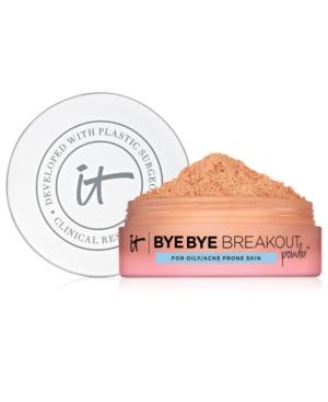 It Cosmetics Bye Bye Breakout Powder Blemish-Minimizing Weightless Finishing Veil