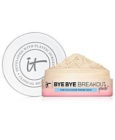 Bye Bye Breakout Blemish-Minimizing Weightless Setting Powder