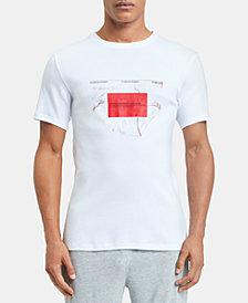Calvin Klein Statement 1981 Men's Cotton Logo T-Shirt