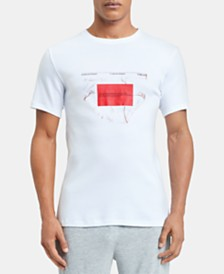 Calvin Klein Statement 1981 Men's Cotton Logo T-Shirt