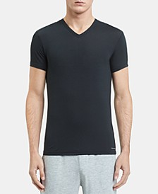 Men's Ultra-soft Modal V-neck T-Shirt