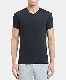 Calvin Klein Men's Ultra-soft Modal V-neck T-Shirt