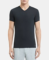 f9ddf96dc36 Calvin Klein Men s Ultra-soft Modal V-neck T-Shirt
