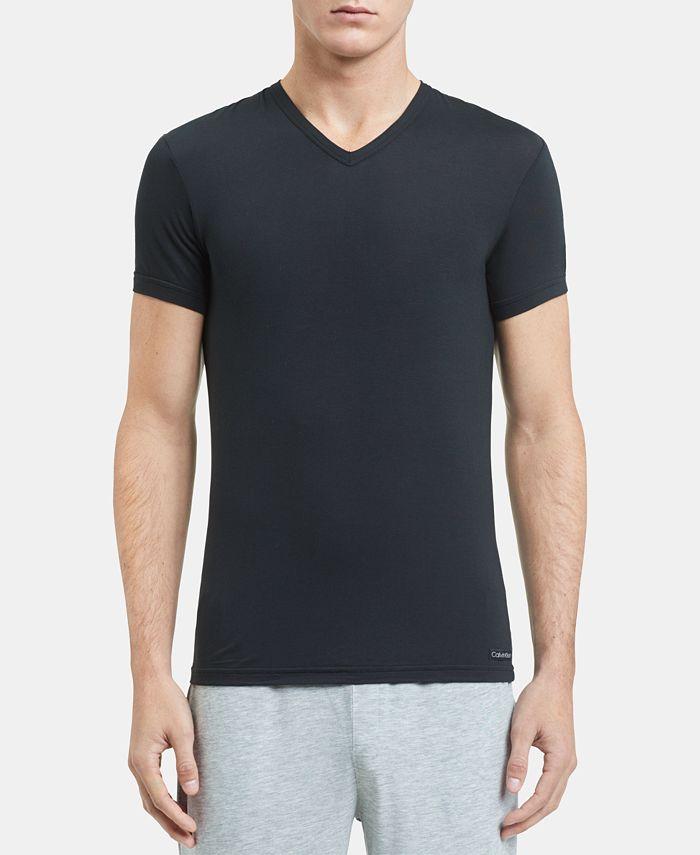 Calvin Klein - Men's V-Neck T-Shirt
