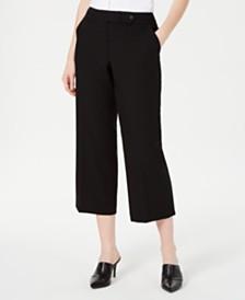 Calvin Klein Curvy Cropped Pants