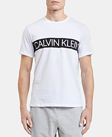 Calvin Klein Statement 1981 Men's Logo Cotton T-Shirt