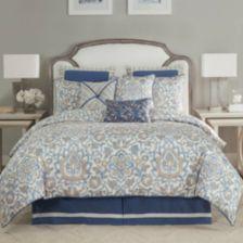 Janine 4 Piece  Queen Comforter Set