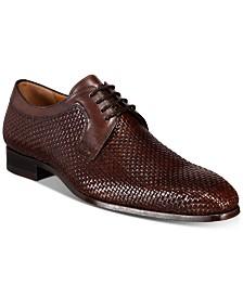 Mezlan Men's Woven Lace-Up Shoes