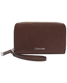 590e6e532563 Calvin Klein Wallets: Shop Calvin Klein Wallets - Macy's