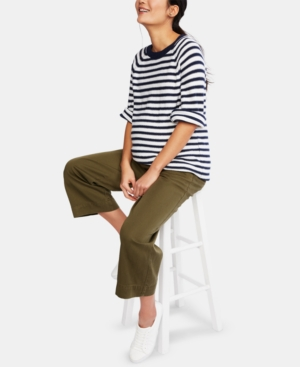 Image of A Pea In The Pod Maternity Cropped Pants