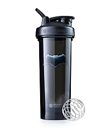 Blenderbottle Justice League Superhero Pro Series 32-Ounce Shaker Bottle, Batman