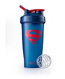 Justice League Superhero Classic 28-Ounce Shaker Bottle, Superman