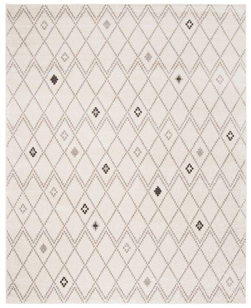 Safavieh Adirondack Ivory and Gray 9' x 12' Area Rug