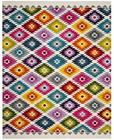 Safavieh Fiesta Cream and Multi 9' x 12' Area Rug