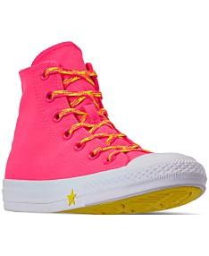 7ab54edea7a1e Womens Converse Shoes - Macy's
