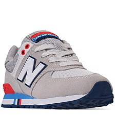 New Balance Boys' 574 Casual Sneakers from Finish Line
