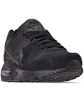 timeless design f5f78 cae31 Nike Men s Air Max Command Leather Casual Sneakers from Finish Line