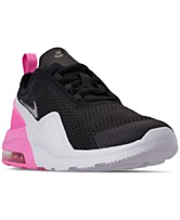 1299ad1566ee Nike Girls  Air Max Motion 2 Casual Sneakers from Finish Line