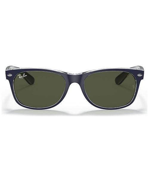Ray-Ban Sunglasses, RB2132 NEW WAYFARER BICOLOR