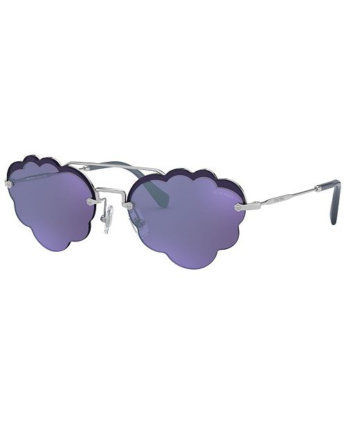 MIU MIU Sunglasses, MU 57US 58