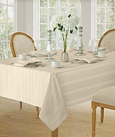 "Denley Stripe 60""x 84""  Tablecloth"