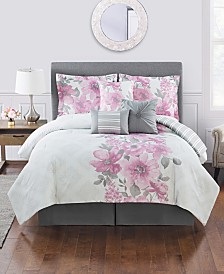 Charlize 7-Pc. Comforter Sets