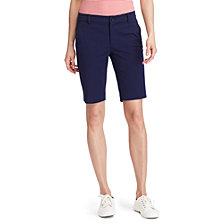 Lauren Ralph Lauren Stretch Twill Shorts
