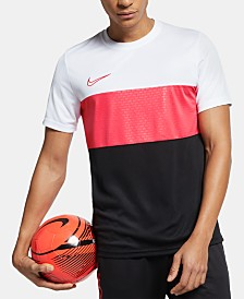 Nike Men's Dry Academy Colorblocked T-Shirt