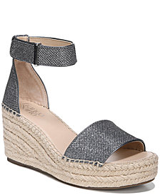 Franco Sarto Clemens Wedge Sandals