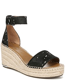 Franco Sarto Clemens Wedge Sandals