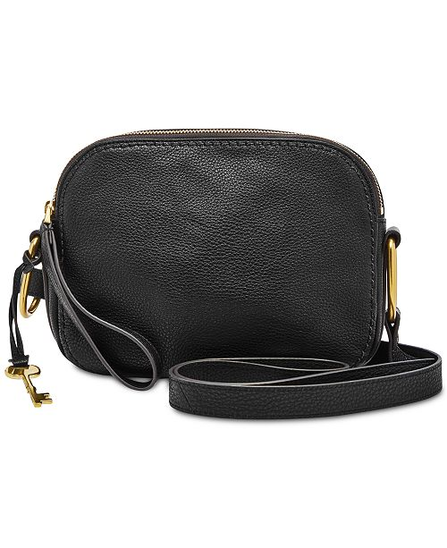0b530b8abbb Fossil Elle Crossbody   Reviews - Handbags   Accessories - Macy s