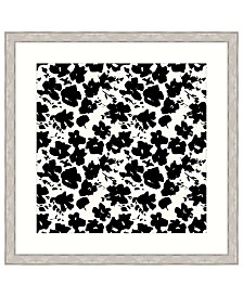"Ebony Blossoms IV Framed Giclee Wall Art - 44"" x 44"" x 2"""