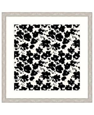 Ebony Blossoms Iv Framed Giclee Wall Art - 44