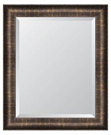 "Gold Oxido Framed Mirror - 29"" x 35"" x 2"""