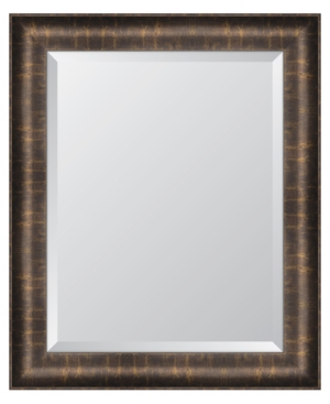 Gold Oxido Framed Mirror - 29
