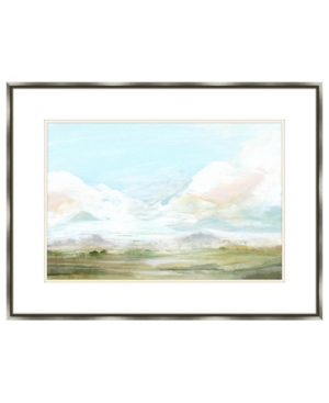 Habitat I Framed Giclee Wall Art - 40