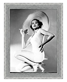 """Stage Queen Framed Giclee Wall Art - 28"""" x 36"""" x 2"""""""