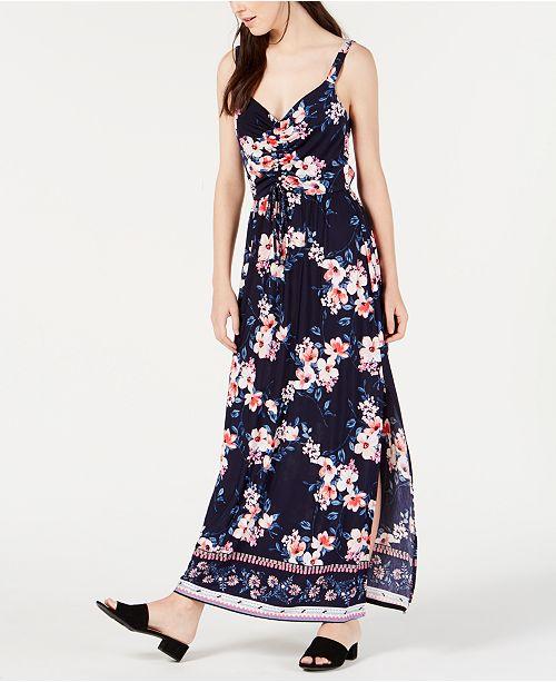 Trixxi Juniors' Cameo Maxi Dress